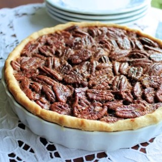 Rum infused pecan pie - SAVOIR FAIRE by enrilemoine