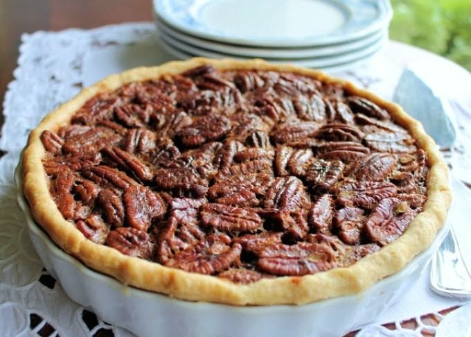 Pecan pie con melaza y ron - SAVOIR FAIRE by enrilemoine