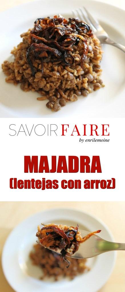 Majadra - SAVOIR FAIRE by enrilemoine