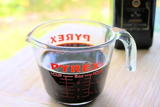 Reducción de vinagre balsámico - SAVOIR FAIRE by enrilemoine