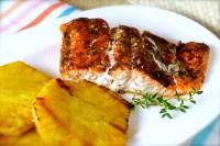 Grilled Salmon - SAVOIR FAIRE by enrilemoine