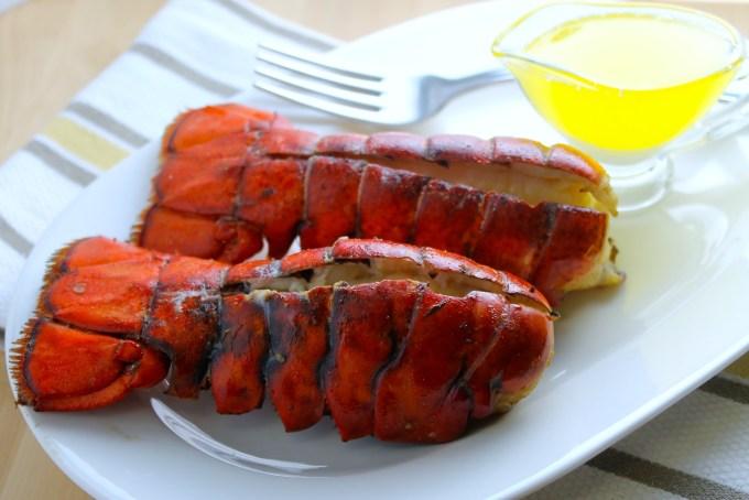 Grilled Lobster Tails - SAVOIR FAIRE by enrilemoine