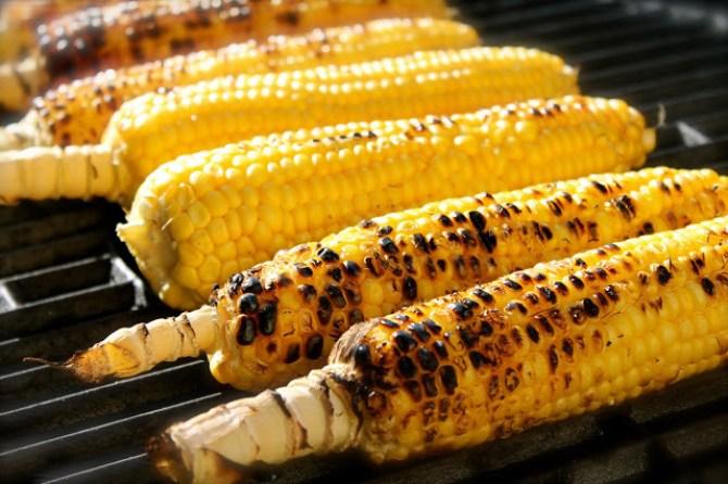 Mazorcas de maíz a la parrilla - SAVOIR FAIRE by enrilemoine