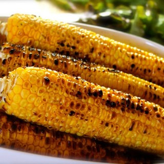 Grilled corn on the cob - SAVOIR FAIRE by enrilemoine