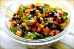 Black Bean & Grilled Corn Salad with Cilantro - SAVOIR FAIRE by enrilemoine
