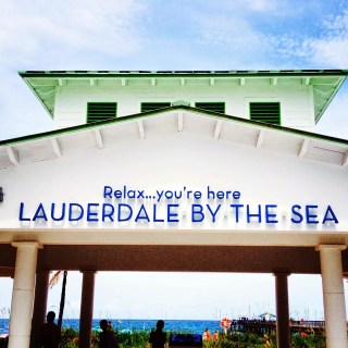 A Sunday in Lauderdale by The Sea
