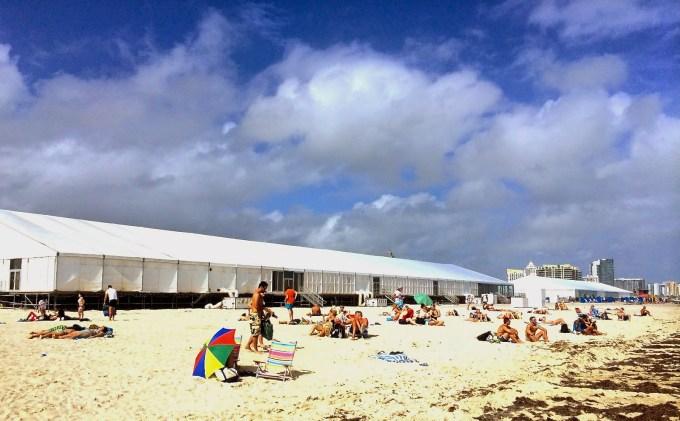 Art Basel, Miami Beach
