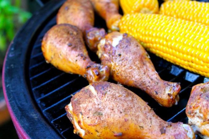 Muslitos de pollo al grill - SAVOIR FAIRE by enrilemoine