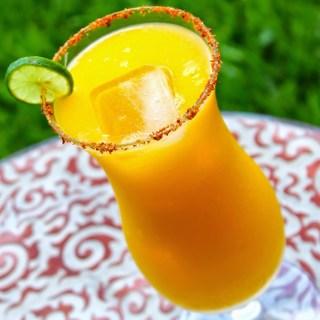 Agua fresca de mango