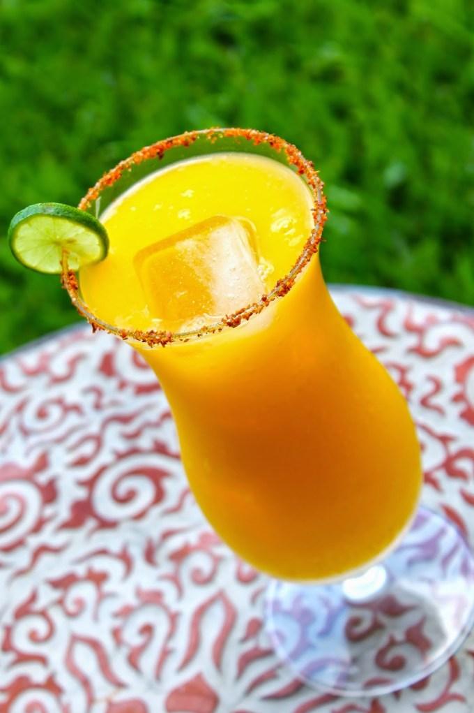 agua fresca de mango #byenrilemoine