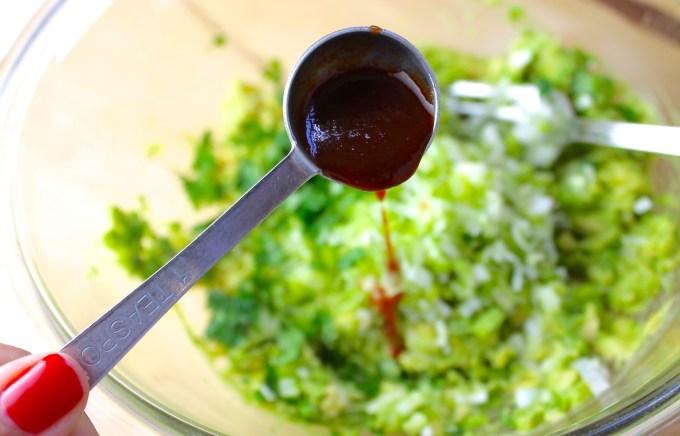 salsa de chipotle para hacer guacamole con chipotle