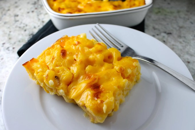 Mac & Cheese sin gluten