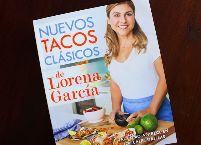Nuevos tacos clásicos de Lorena García