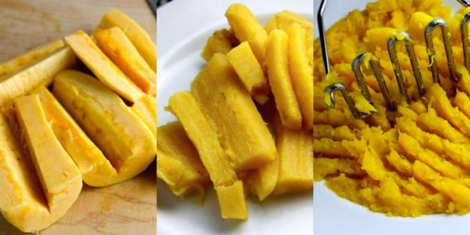 Arepas de plátano con ají dulce - SAVOIR FAIRE by enrilemoine
