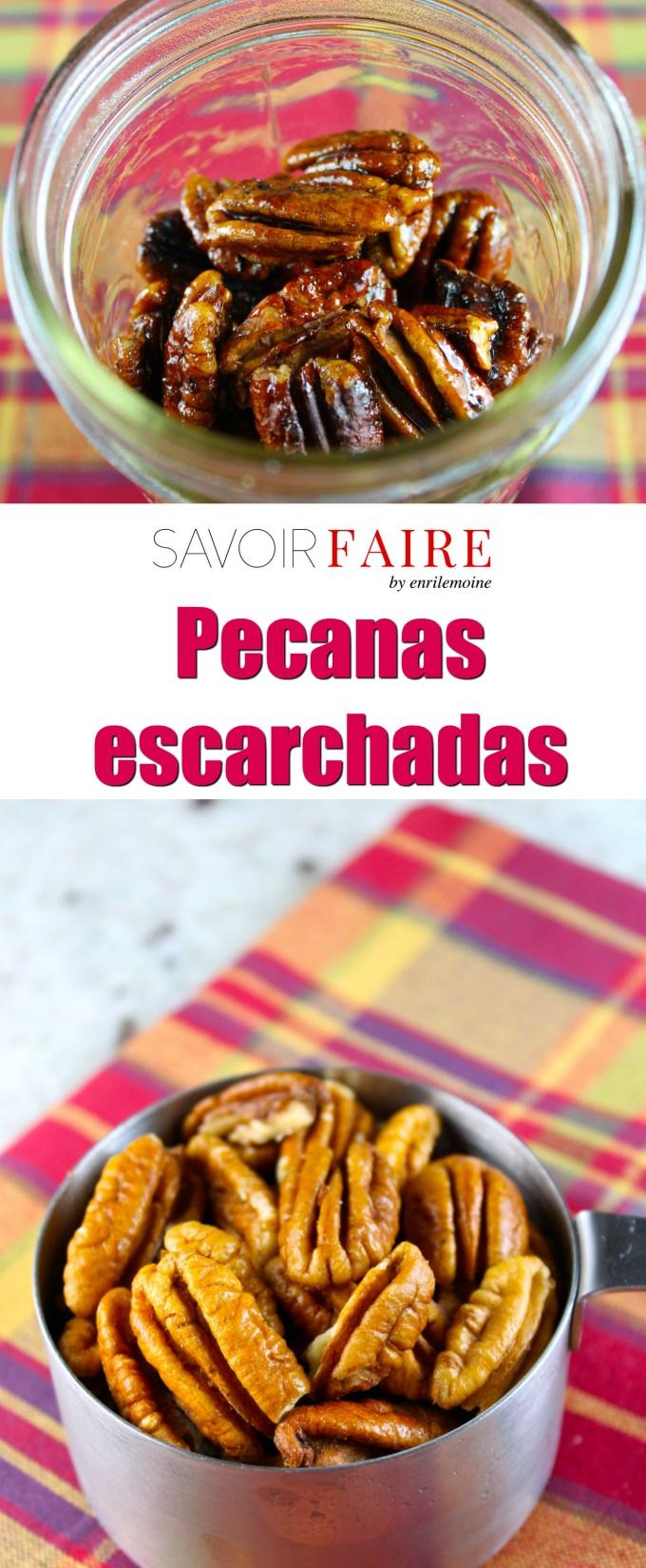 Pecanas escarchadas SAVOIR FAIRE by enrilemoine