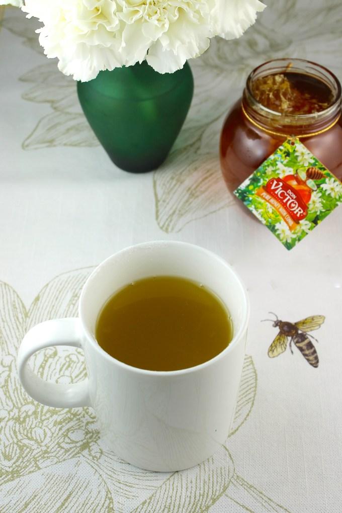 Infusiones con miel - SAVOIR FAIRE by enrilemoine