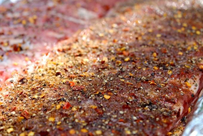 Costillitas de cerdo con BBQ de guayaba - SAVOIR FAIRE by enrilemoine