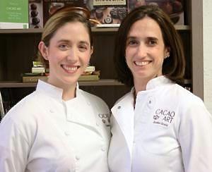 Cacao Art Chocolatier Isabel and Susana García - SAVOIR FAIRE by enrilemoine