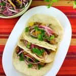 Express Tacos al Pastor - SAVOIR FAIRE by enrilemoine