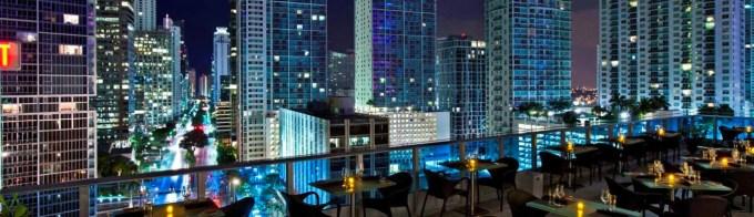 area 31, miami, downtown miami, rooftop, bar area 31