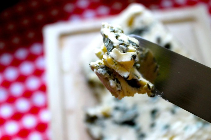blue cheese, French blue cheese, wine. cheese & salt