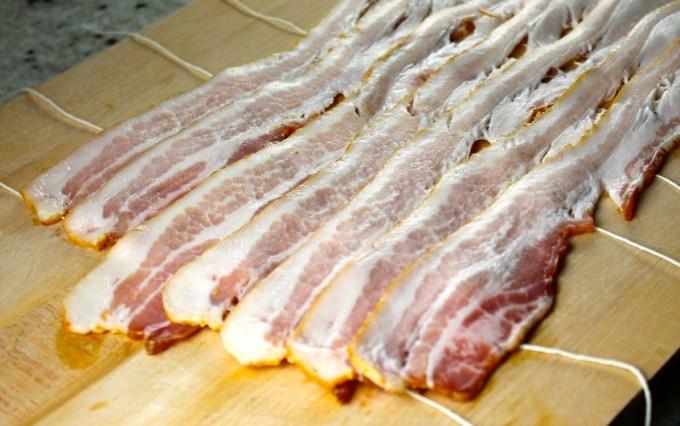 tocinetas para lomo de cerdo envuelto en tocineta