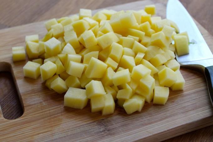 ingredientes para hacer Sopa de lentejas con chipotle y chorizo