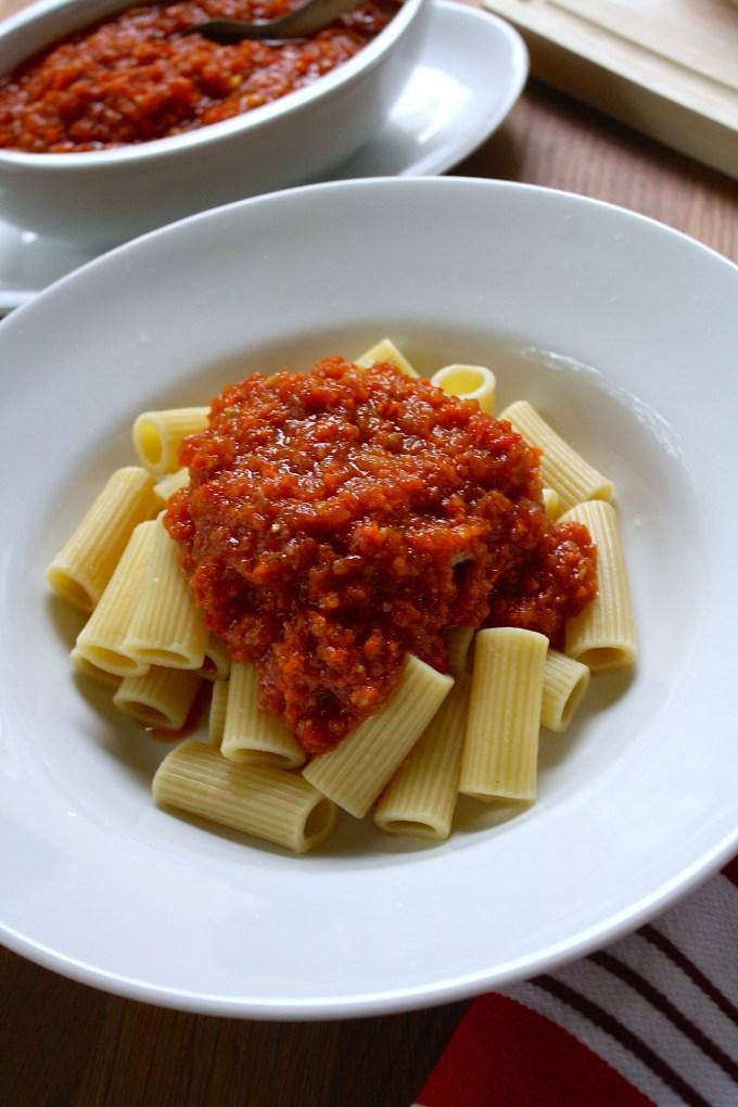 Falsa salsa boloñesa -SAVOIR FAIRE by enrilemoine