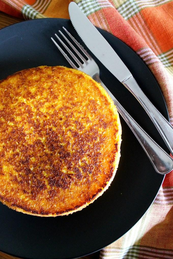 How to make gluten free Venezuelan cachapas with queso de mano