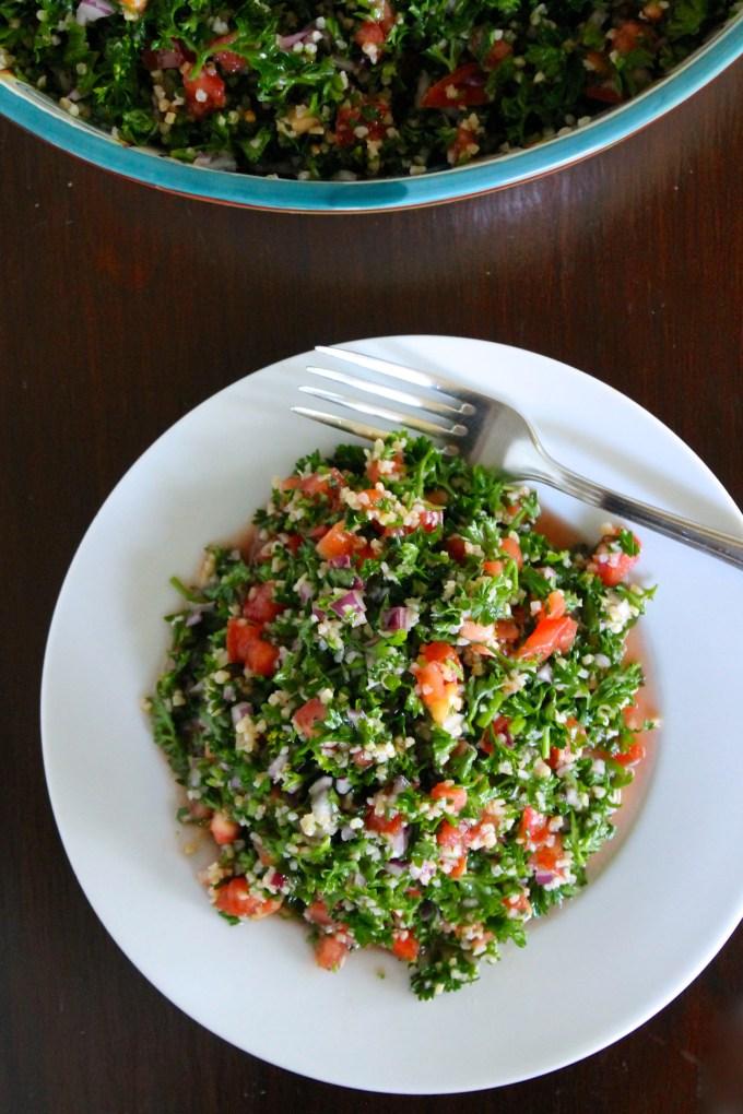 Tabule Tabbouleh Tabouli Salad by enrilemoine