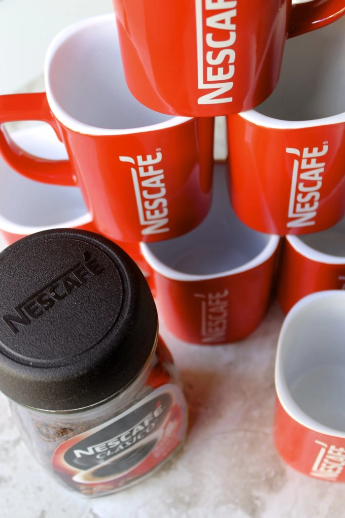 Nescafe by enrilemoine
