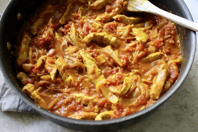 Estofado de cerdo al curry by enrilemoine