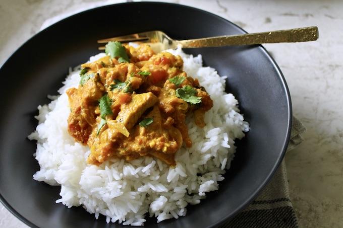 Curry de lomo cerdo en leche de coco by enrilemoine
