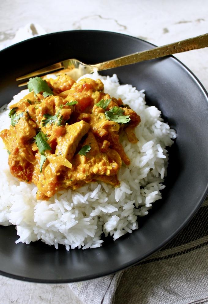 Curry de cerdo estilo tailandés by enrilemoine