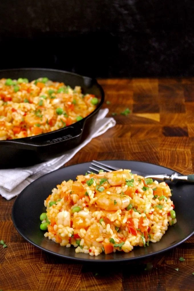 rice with shrimp recipe