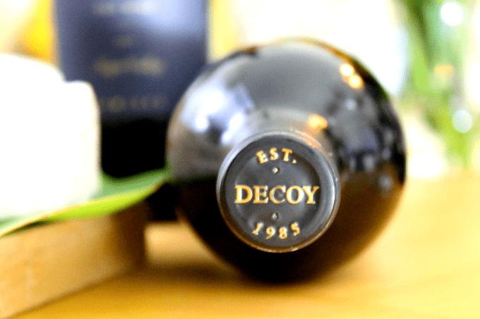 Decoy wine bottle