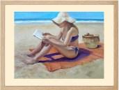 Lectura en la Playa Disponible