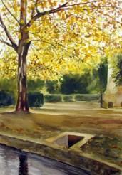 El Jardín.