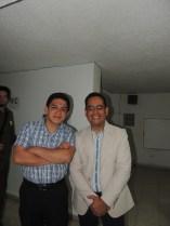 Poncho y Manuel