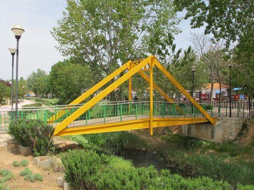 Puente en Quintanar del Rey, Cuenca