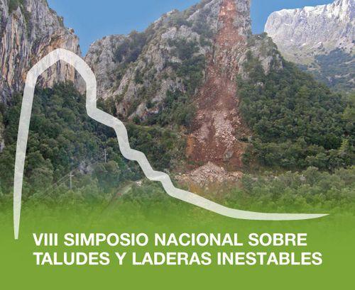 VIII Simposio Nacional sobre Taludes y Laderas Inestables