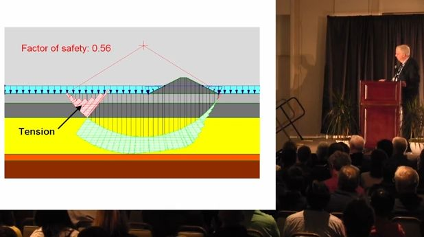 "H. B. Seed Lecture 2013, ""Slope Stability Calculations"", por Stephen G. Wright"