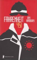 Capa de Farenheit 451