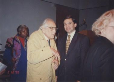 Jean Tailerach, Enrique Osorio. Paris - France 1999
