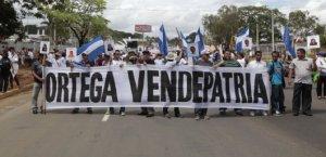 Ortega vendepatria