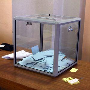 urna transparente
