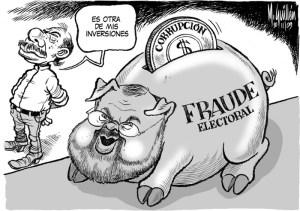 gordo rivas caricatura