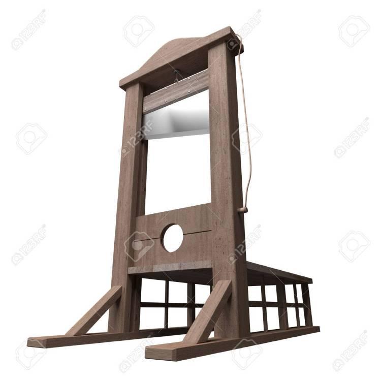 Desde hace décadas la misma guillotina electoral viene cortando cabezas