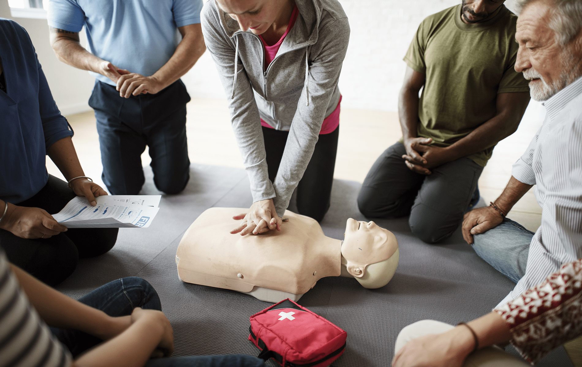 BLS Training from Quality Career Pathways