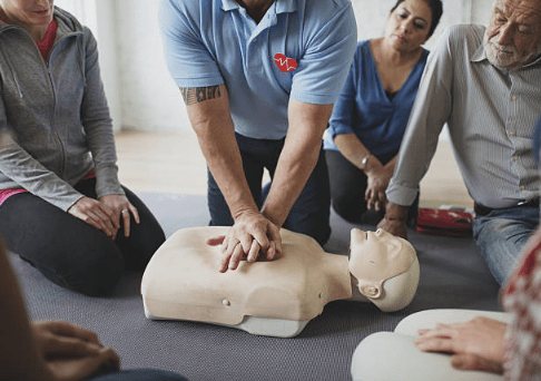 cpr and corporate certifications